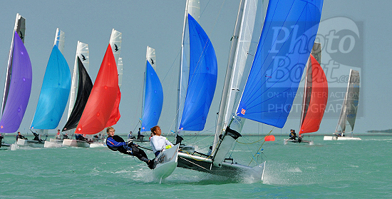 Tradewinds Beach Cat Regatta