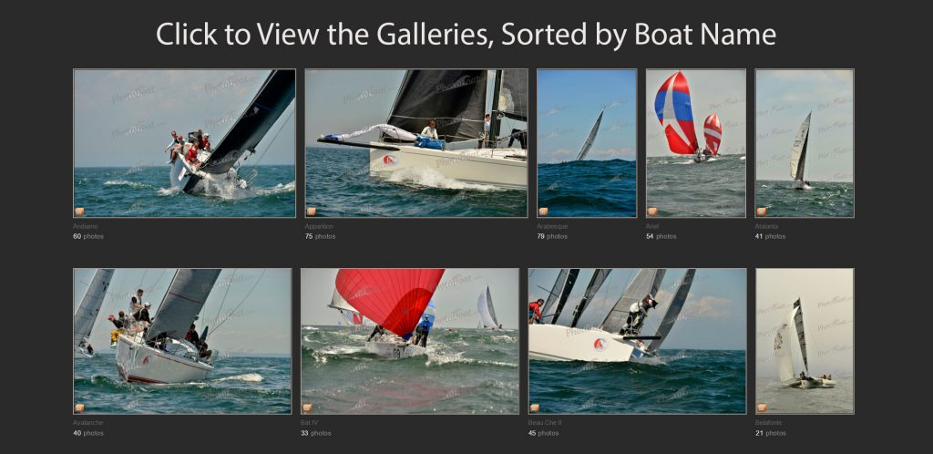 Block Island Race Week photo galleries